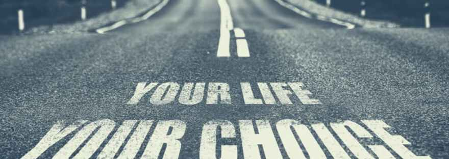 Do you ever feel like you've got no choice or that things are out of your  control?- Read this….. – Jill Hannam- Life Coach